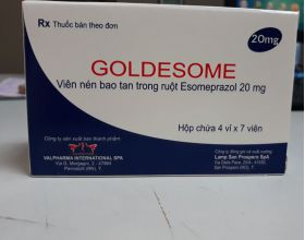 GOLDESOME 20MG